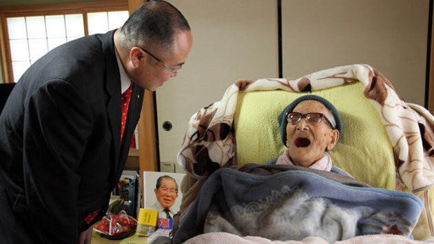 Meet 116 year-old man born in 19th century