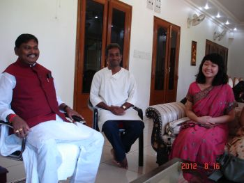 Now what I do is the Will of the God,says Arjun Munda