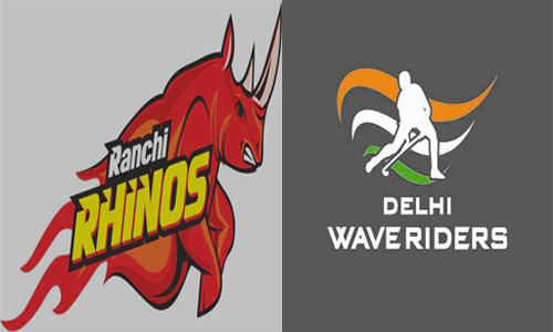 Delhi Maintains Unbeaten Record, Drew 2-2 with Ranchi Rhinos