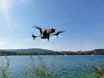 Plan to use Drones to deliver dry cleaned clothes