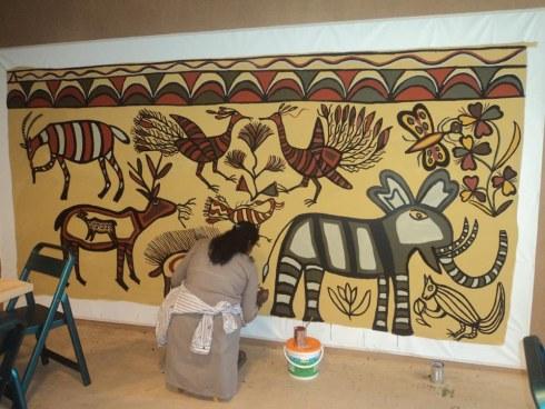 Sohrai Painting to beautify Jharkhand Secretariat - Jharkhand State News
