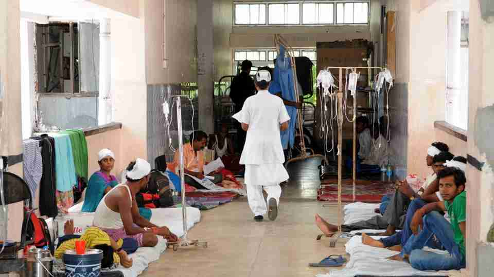Ayushman Bharat patients die due to lack of medicines at RIMS
