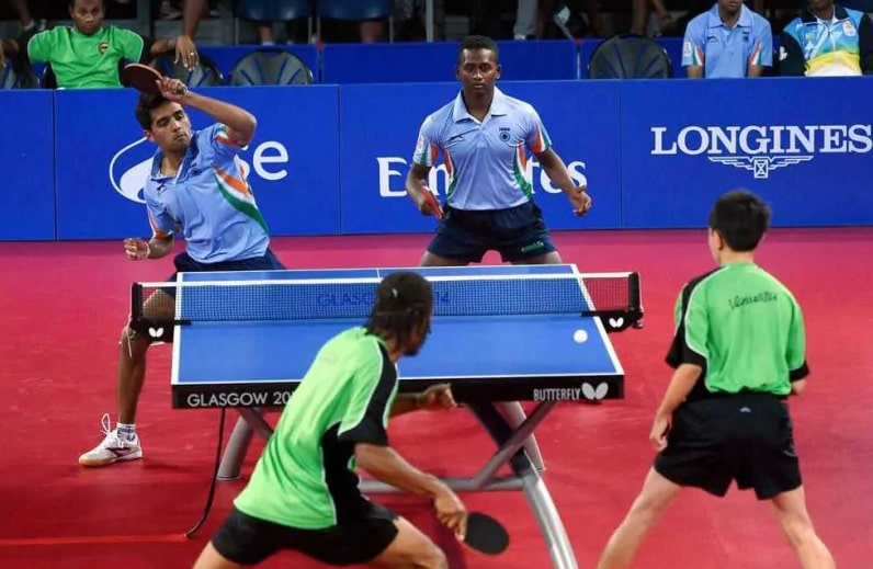 J'khand players crib as Odisha signs MoU for 21st Commonwealth TT Championship