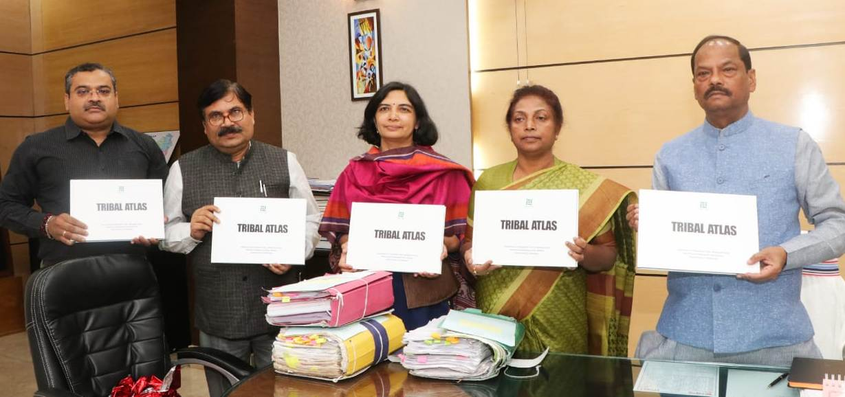 cm-das-launches-book-tribal-atlas-tribal-atlas-of-jharkhand