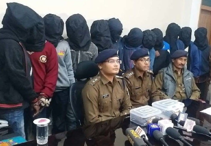 Court folds up gang rape case in 50 days, convicts 11 accused