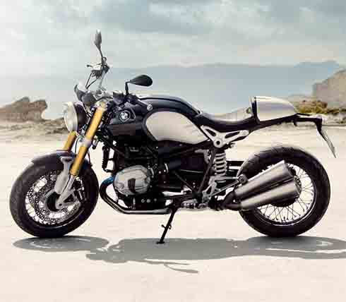 BMW launches RnineT Bike for Rs 23.5 lakh!