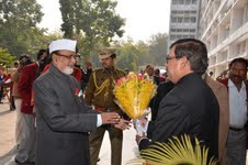 Governor,Advisors hold meetings with top brass of Jharkhand