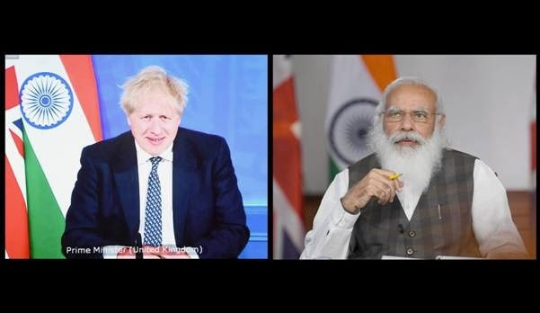 India-UK virtual summit strengthens STI cooperation