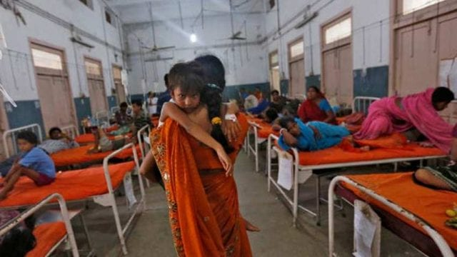Modi govt's  health scheme for poor not implemented in four states of India