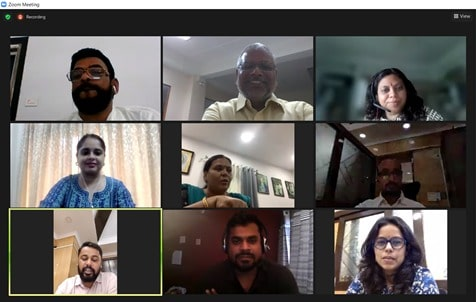 UNICEF organizes virtual Roundtable on Prevention of Trafficking of Second Sex in Jharkhand