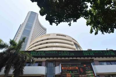 Sensex, Nifty touch lifetime intra-day high