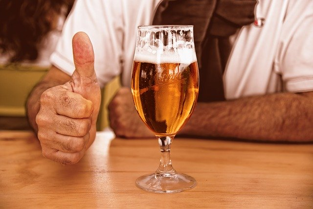 Moderate drinking alcohol boosts immunity