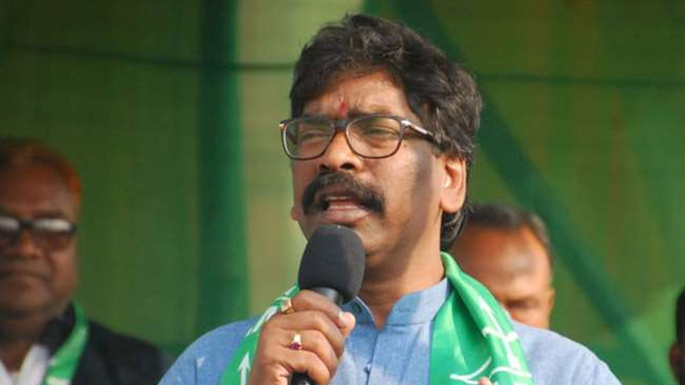 'Fight against human trafficking in Jharkhand our first priority': CM Soren