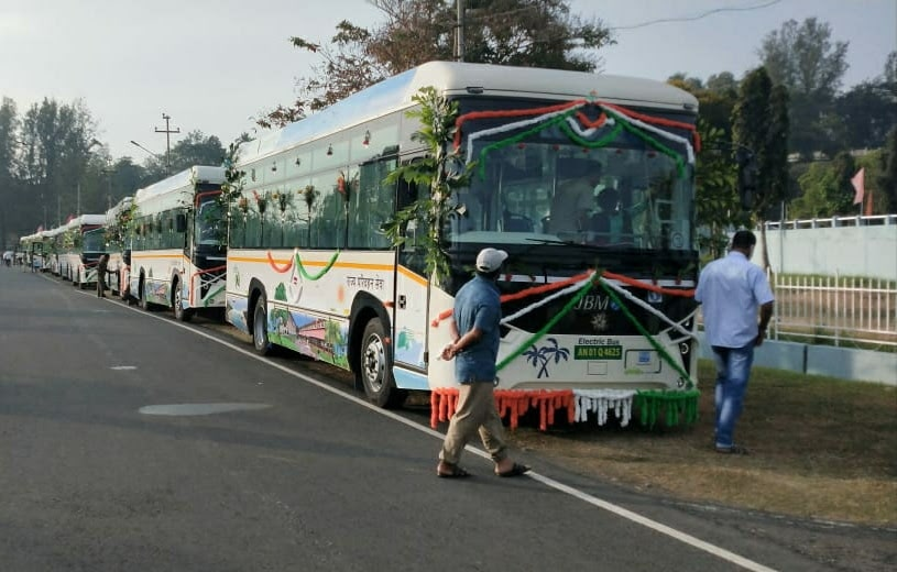 andaman-gets-ntpc-sponsored-electric-buses