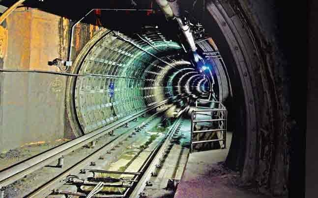 railways-complete-tunnel-drive-of-800m-in-kolkata-amid-covid-challenges