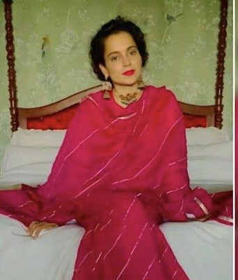 kangana-shows-herself-as-indira-gandhi-for-upcoming-film-emergency