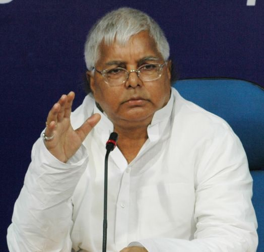 Lalu waiting to walk out of jail on bail in Dumka Treasury case