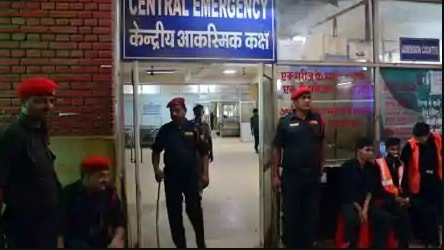 Doctor attempts to rape a doctor inside RIMS COVID-19 ward