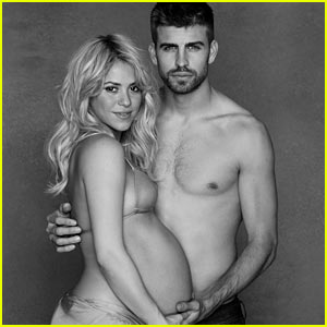 Shakira blessed with a boy