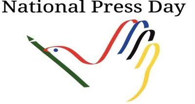 Celebrate National Press Day, realising 'Press' not recognised by Indian Constitution