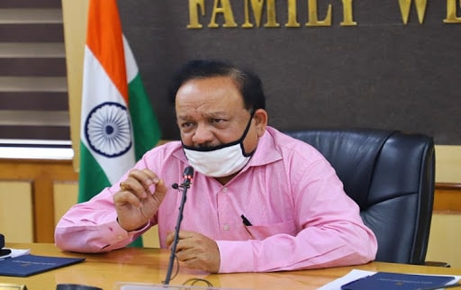 hope-your-advise-is-followed-by-your-party-too-in-this-extraordinary-times-dr-harsh-vardhan-tells-ex-pm-manmohan-singh