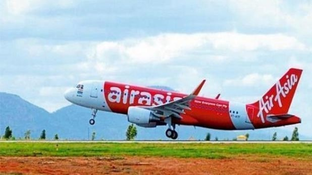 bird-hits-air-asia-ranchi-mumbai-flight-during-take-off-grounded-at-ranchi-airport