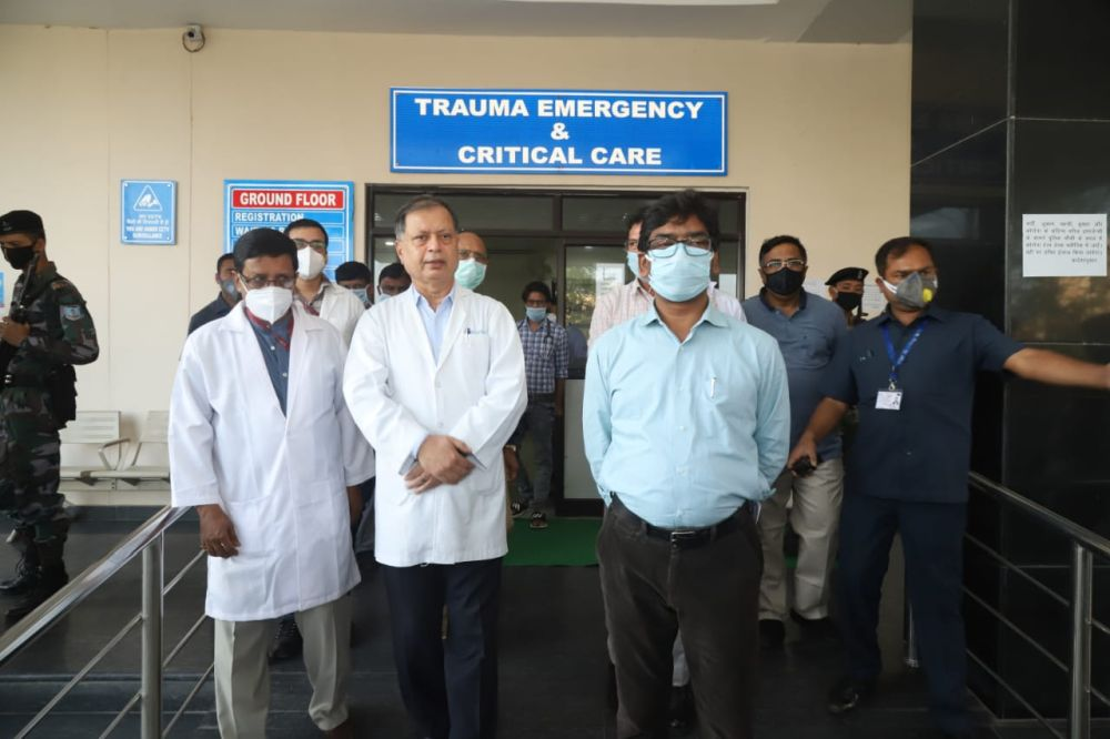 Covid -19: Jharkhand Doctors write a letter seeking protective gears -PPEs