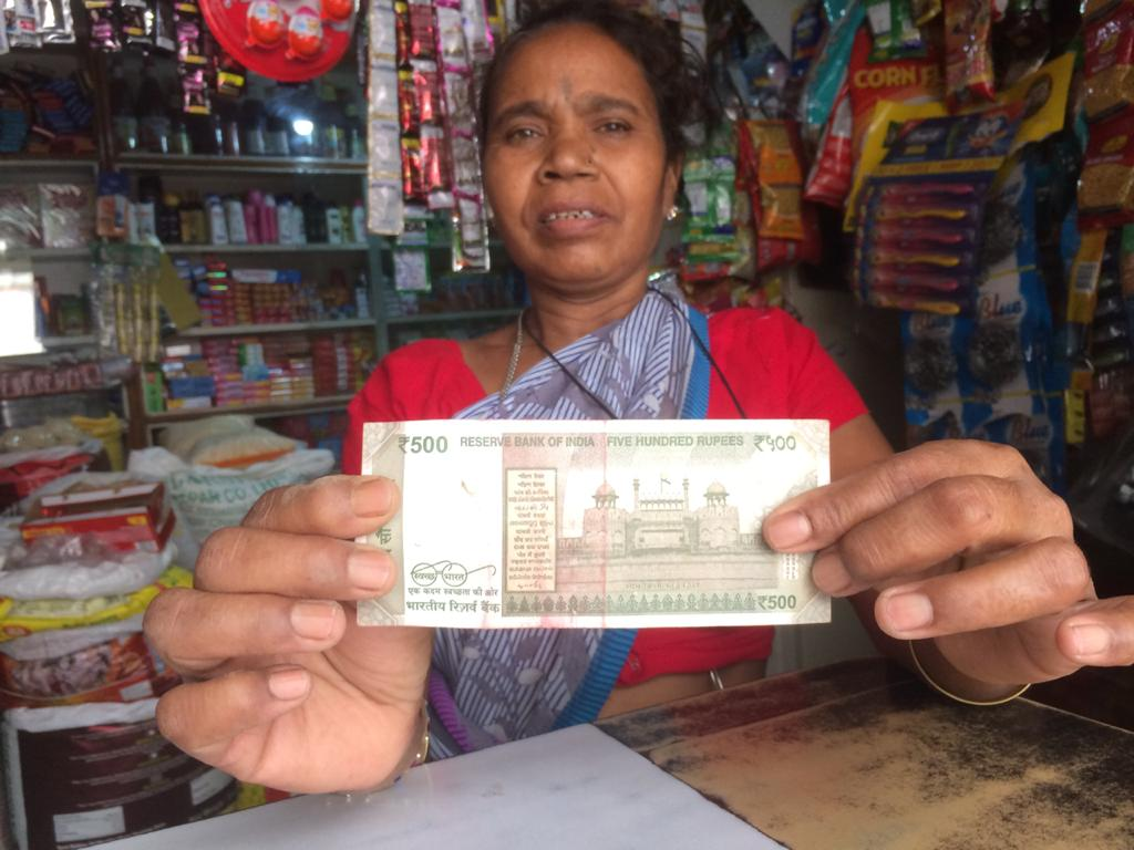 Rs 2000 note vanishing, soiled notes in wide circulation